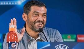 Sérgio Conceição: «Monaco perdeu jogadores mas gastou 100 milhões em aquisições»