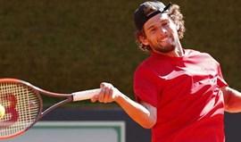 Pedro Sousa avança para segunda ronda do Challenger de Roma
