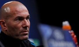 Zidane: «Nunca ganhámos aqui e é um desafio para nós»