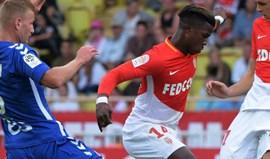 Keita Baldé nos convocados do Monaco para a receção ao FC Porto