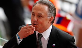 Vice-primeiro-ministro russo nega que Estado patrocinasse sistema de doping