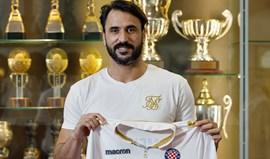 Hugo Almeida: «O Mário foi importante para eu assinar»