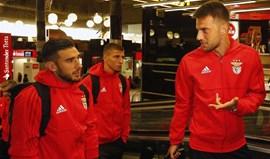 Salvio segue viagem para Basileia