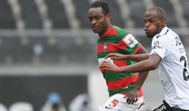 Insulares dizem que castigo leva Zainadine a entrar na história do futebol português