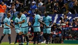 Monaco-FC Porto, 0-1 (2.ª parte)
