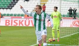 Análise ao Konyaspor: No fio da navalha