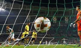 A crónica do Konyaspor-V. Guimarães (2-1): Reação tardia não apagou os erros