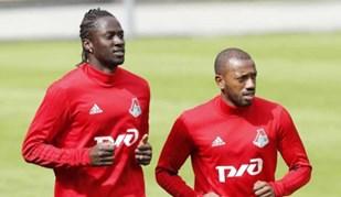 Aí está a dupla portuguesa do Lokomotiv