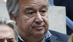 António Guterres entre os ilustres que viram Nadal vencer o US Open