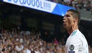 Ronaldo regressou à competição e aos 'siiiii'