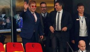Olha quem foi ver o jogo de Marco Silva!