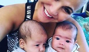Irmã de Cristiano Ronaldo revela sexo de bebé de Georgina