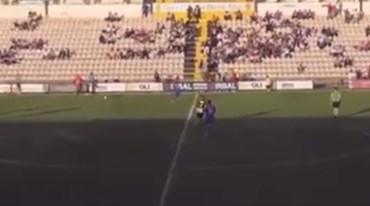 Golo num remate antes do meio-campo? Aconteceu no Beira-Mar