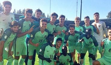 Portugal bate Bélgica e conquista Torneio Preparatório da UEFA