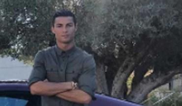 Em casa de Ronaldo há uma novidade e ele já a mostrou