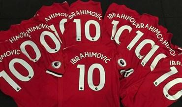 Aí está a nova 'versão' de Ibrahimovic