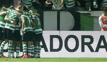 Feirense-Sporting, 2-3