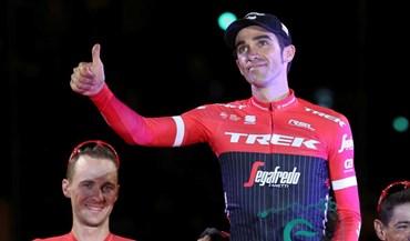 Contador: «Foi um dia mágico»