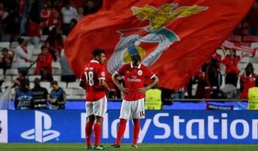 As melhores imagens do Benfica-CSKA Moscovo