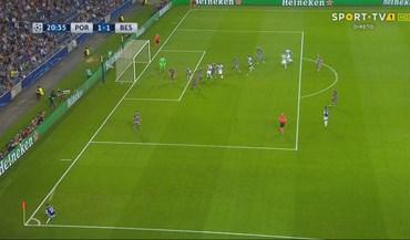 Foi assim que o FC Porto chegou ao empate