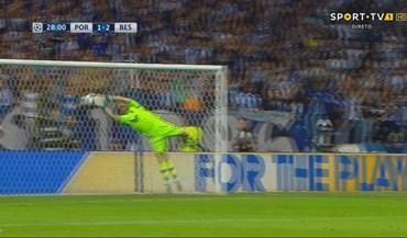 Casillas facilitou e o Besiktas marcou o segundo