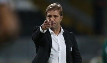 Pedro Martins: «Tivemos jogadores que acusaram o desgaste»