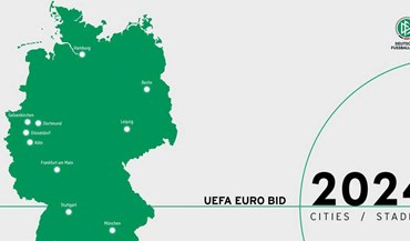 Alemanha anuncia as 10 cidades da candidatura ao Euro'2024