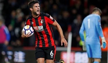 Bournemouth soma primeiros pontos com reviravolta