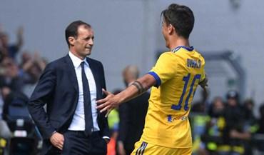 Hat-trick de Dybala arruma com Sassuolo