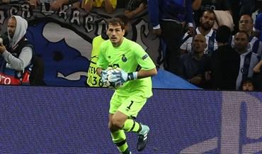 Casillas superou Zé Beto