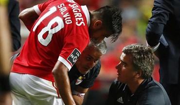 'Praga' de lesões no Benfica: os números que assustam as águias