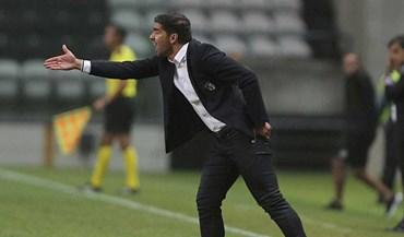Abel não acredita em crise do Benfica: «Têm recursos de todas as maneiras e feitios»