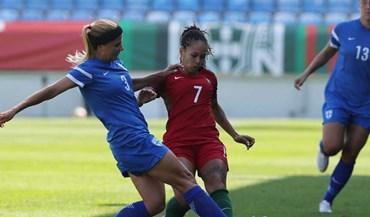Portugal volta a empatar com a Finlândia (1-1)