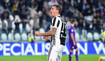 Golo solitário de Mandzukic dá vitória à Juventus