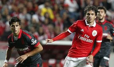 Sp. Braga frente ao Benfica: Arquiteto Teixeira a desenhar diagonais