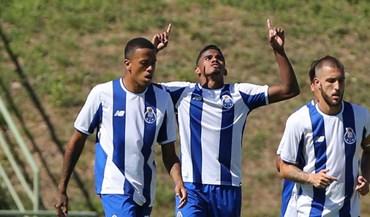 FC Porto entra a ganhar na Premier League International Cup