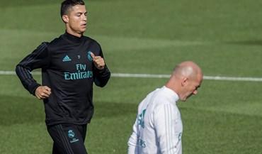 Zidane: «Parabéns a quem diz que a Liga está perdida»