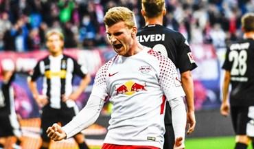 RB Leipzig e Hoffenheim impõem-se em casa