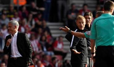 Mourinho até pode ter sido expulso, mas saiu... como quis