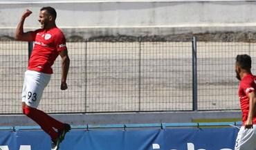 Gondomar-Santa Clara, 0-1: Golo de Fernando garante apuramento