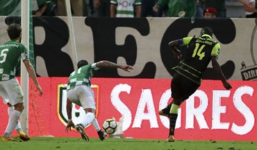 A crónica do Moreirense-Sporting, 1-1: A revolta chegou tarde