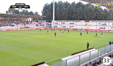 Os casos do Moreirense-Sporting