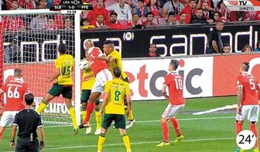 Os casos do Benfica-P. Ferreira