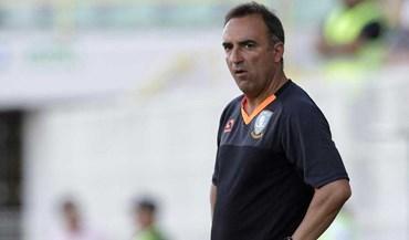 Carvalhal: «Ainda temos uma maratona pela frente»