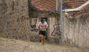 Ricardo Esteves e Raquel Costa festejam na Porto City Race