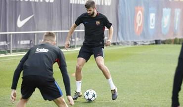 Barcelona afina estratégia para enfrentar Sporting