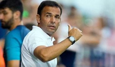 Javi Calleja é o novo treinador de Rúben Semedo