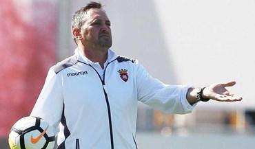 António Conceição já não é treinador do Penafiel