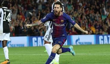 Júlio César defrontou Messi sem sofrer golos mas o recorde é de um desconhecido