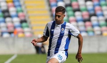 FC Porto B-Cova da Piedade, 2-0: Diogo Dalot entra e resolve